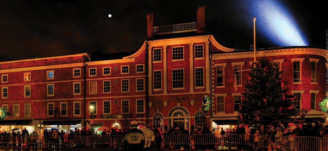 Vintage Christmas In Portsmouth A Classic Holiday Celebration